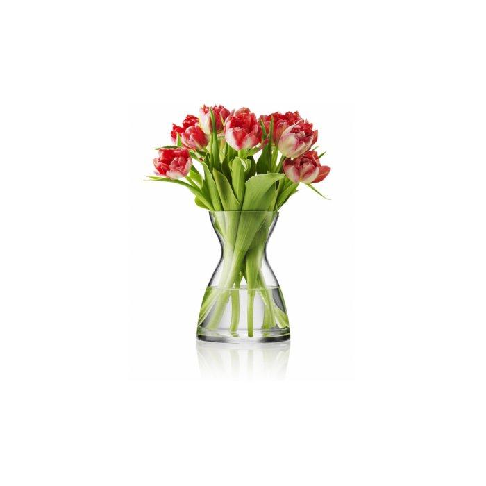Eva Solo Florentine Vase 20cm Clear Prove Youre The Best