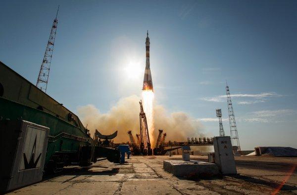 Baikonur Space Complex, Kazakhstan