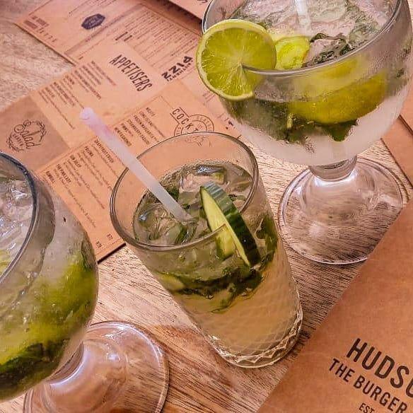 drink, mojito, caipirinha, cocktail, gin and tonic,
