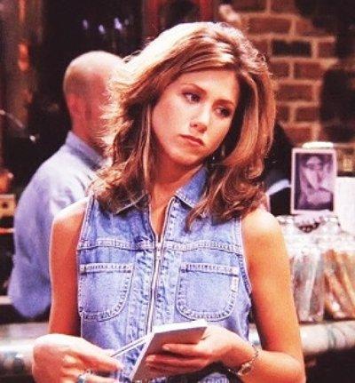 Rachel's Denim Vest