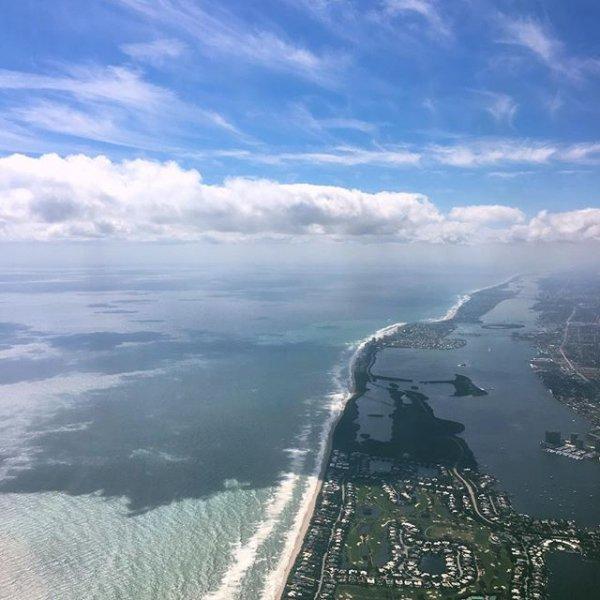 bird's eye view, sky, aerial photography, flight, mountain,