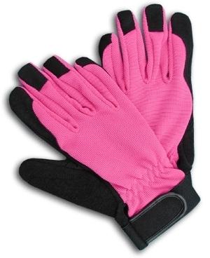Hot Pink Gardening Gloves