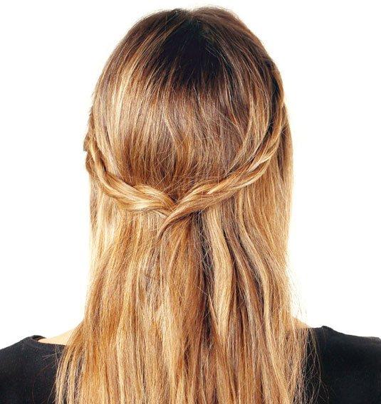 Crossed Simple Braids