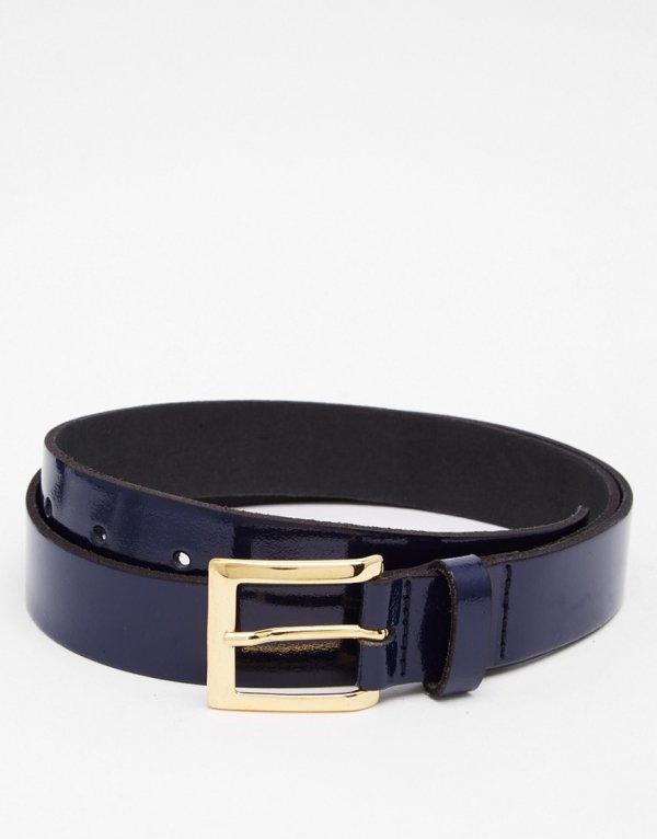 ASOS Smart Leather Belt