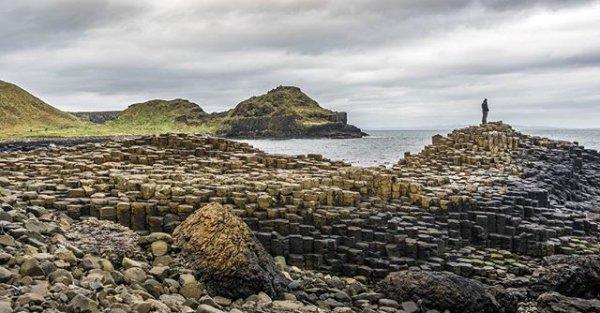 coast, shore, rock, sea, cliff,