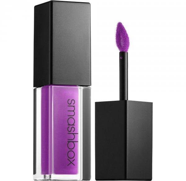 violet, cosmetics, nail polish, smashbox,