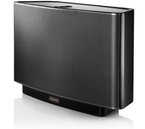 PLAY:5 Wireless Speaker for Streaming Music (Large) - Black