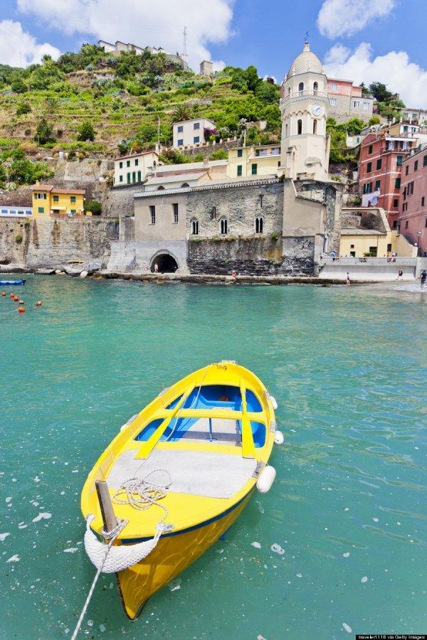Riomaggiare, Italy