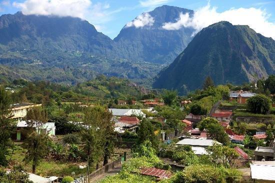 Hell Bourg, Réunion