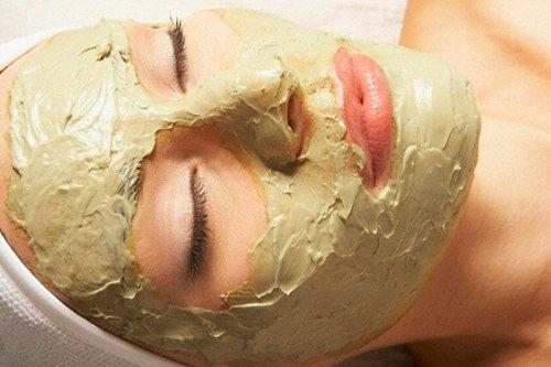 Exfoliating Face Mask