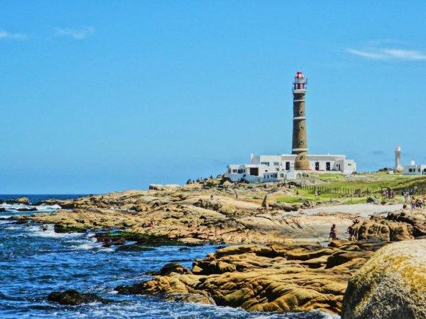 coast, lighthouse, sea, shore, tower,