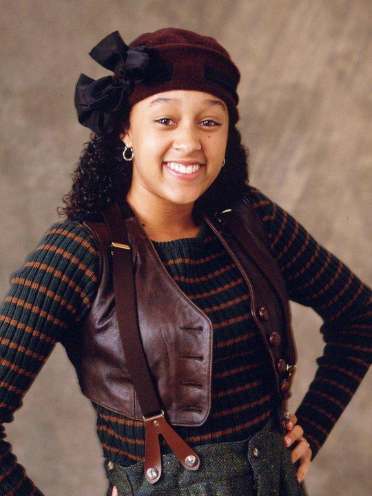 Tia or Tamera Mowry (Sister Sister)
