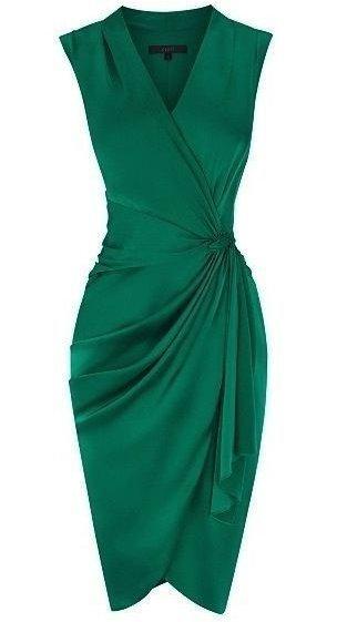 dress,clothing,green,day dress,sleeve,