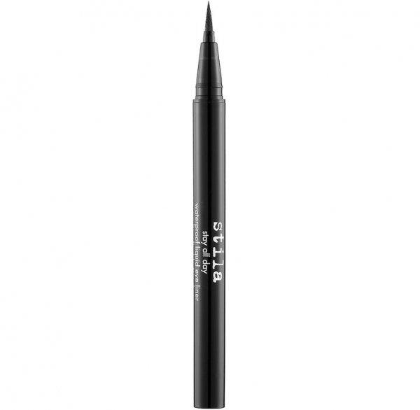 Stila Stay All Day Waterproof Liquid Eyeliner in Black