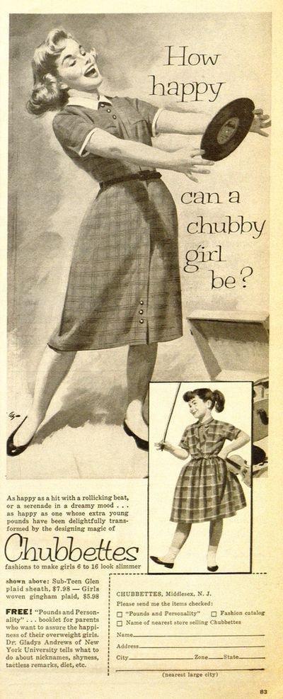 Hilarious Vintage Ad