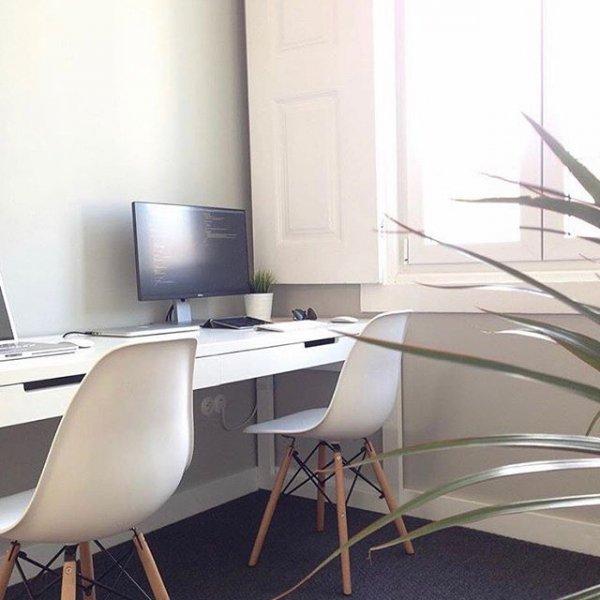 furniture, desk, room, table, automotive exterior,