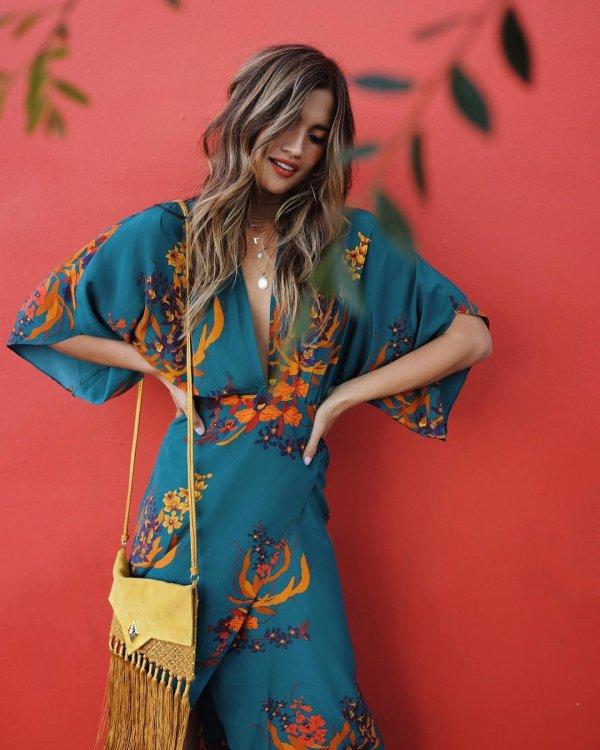 clothing, fashion model, costume, kimono, girl,