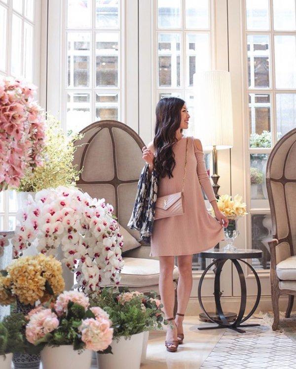 clothing, lingerie, dress, spring, floristry,