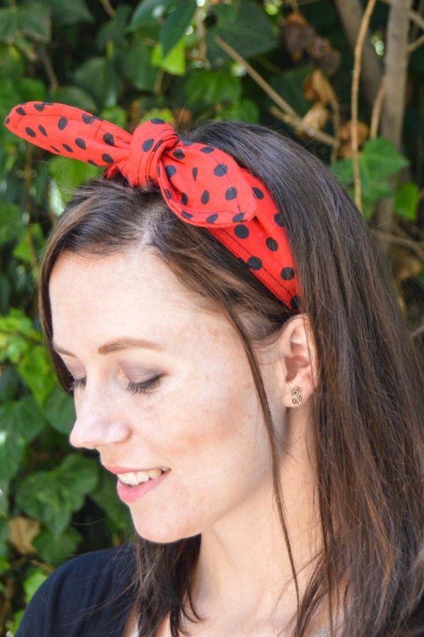 Rosie the Riveter Headband