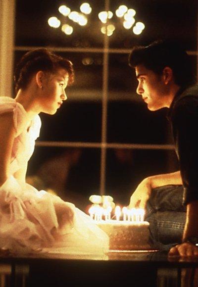 """Samantha and Jake, """"Sixteen Candles"""""""