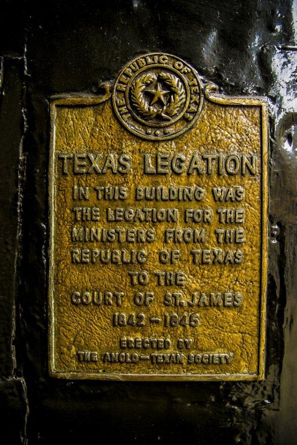 The Texan Embassy