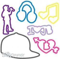 SillyBandz Justin Bieber