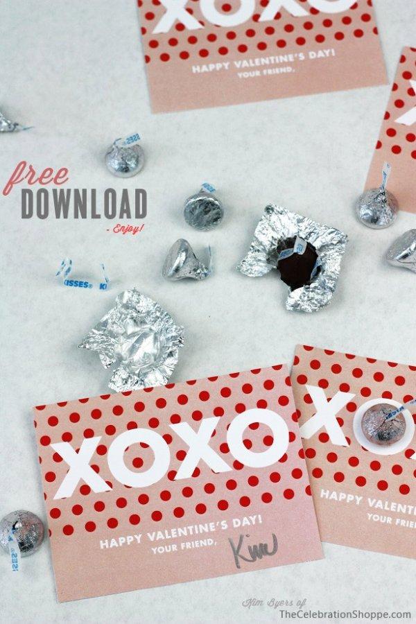 XOXO Kissses
