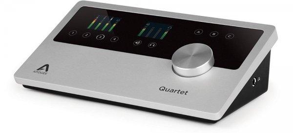 Quartet Audio Interface for IPad & Mac