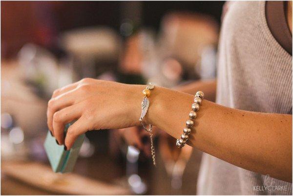 The Bridesmaids' Bracelets