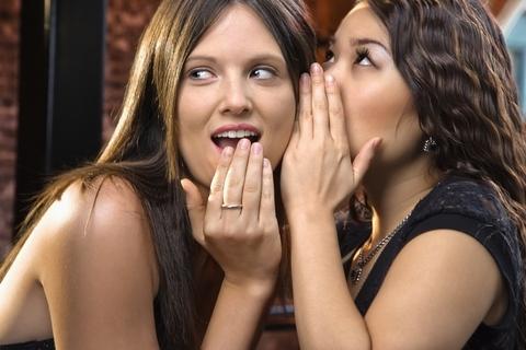 Confiding in Mutual Friends