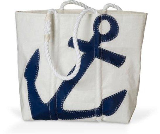 Latitude 38 Nautical Circle Tote Bag