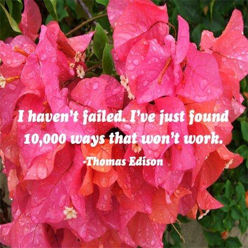 No Such Thing as Failure