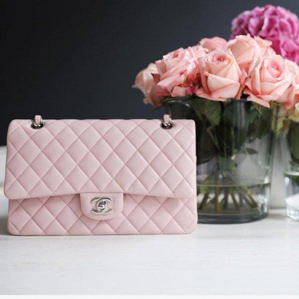 pink, fashion accessory, petal, handbag, flower,