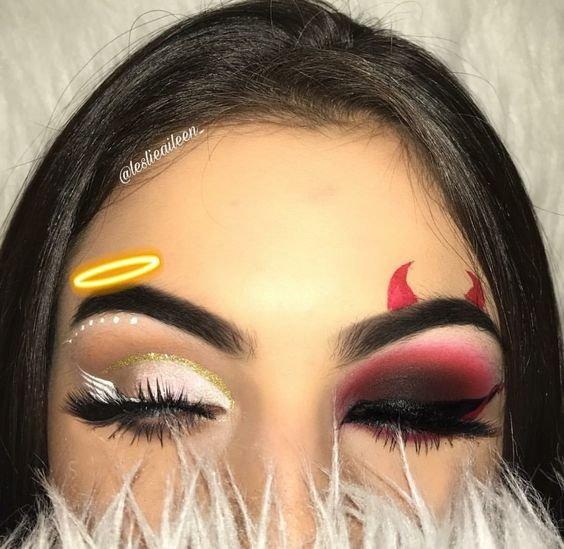 eyebrow, face, eyelash, eye shadow, eye,