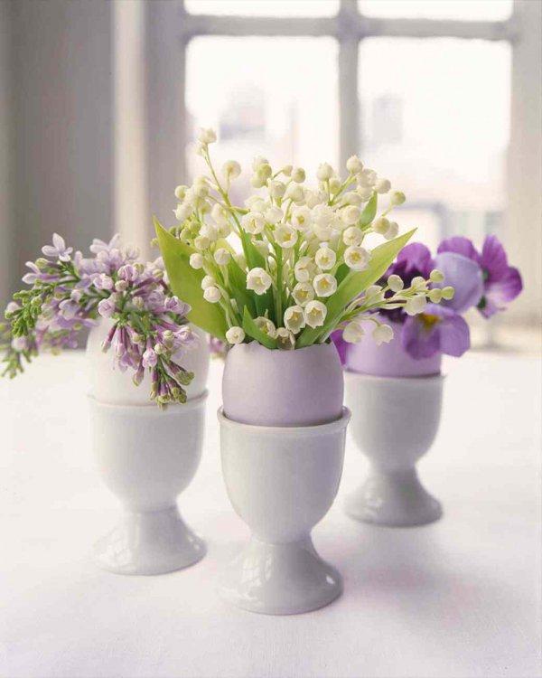 flower, flower arranging, purple, lilac, violet,