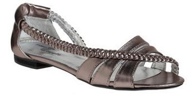 Magnificent Metallurgy Sandal