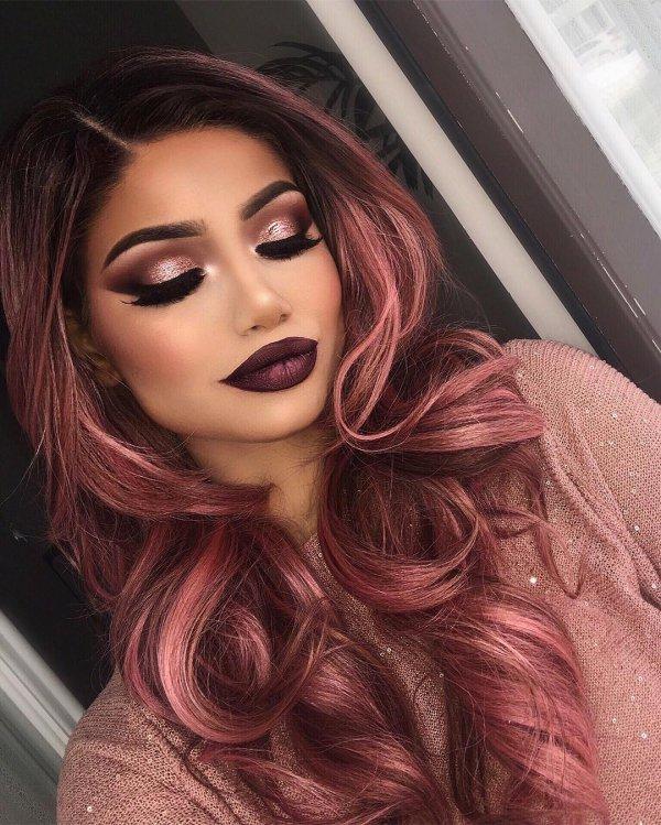 hair, human hair color, face, red, black hair,