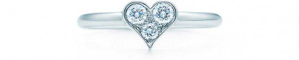 TIFFANY HEARTS® RING