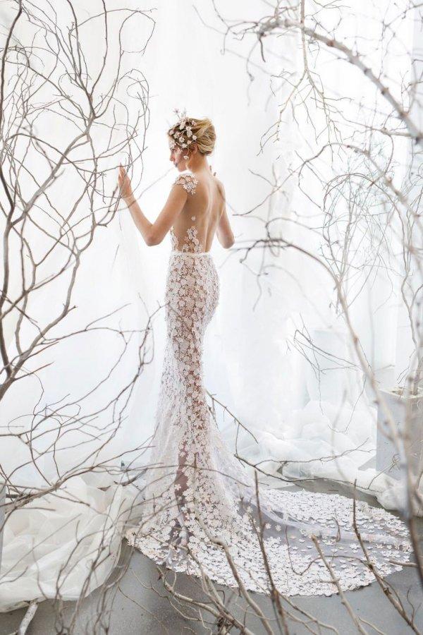 wedding dress, dress, clothing, bride, woman,