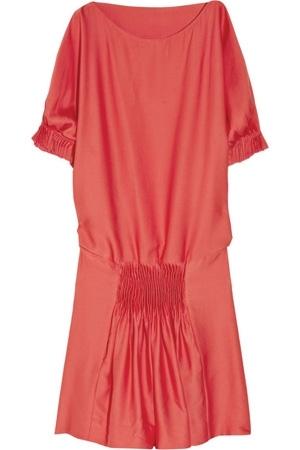 Diane Von Furstenberg Coral Dress