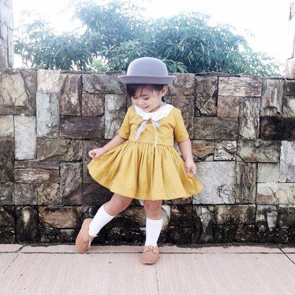 clothing,yellow,dress,fashion,child,