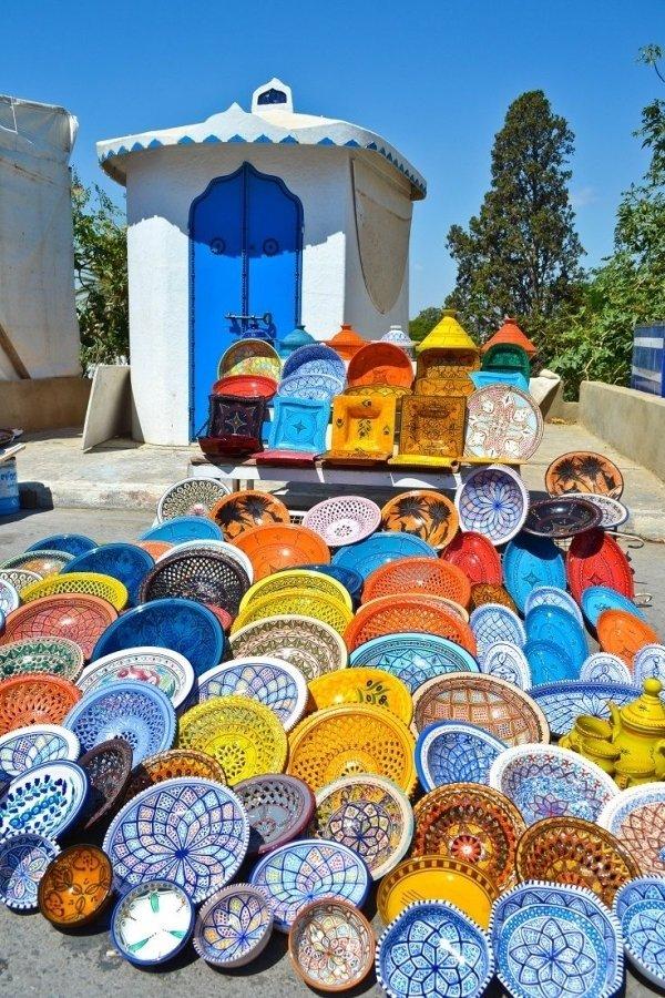 Colors of Tunisia