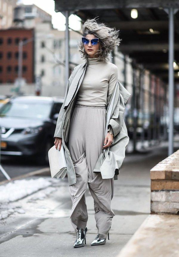 white, clothing, winter, road, fashion,
