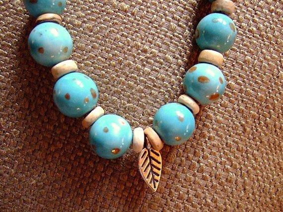 Wood You Leaf Me Bracelet