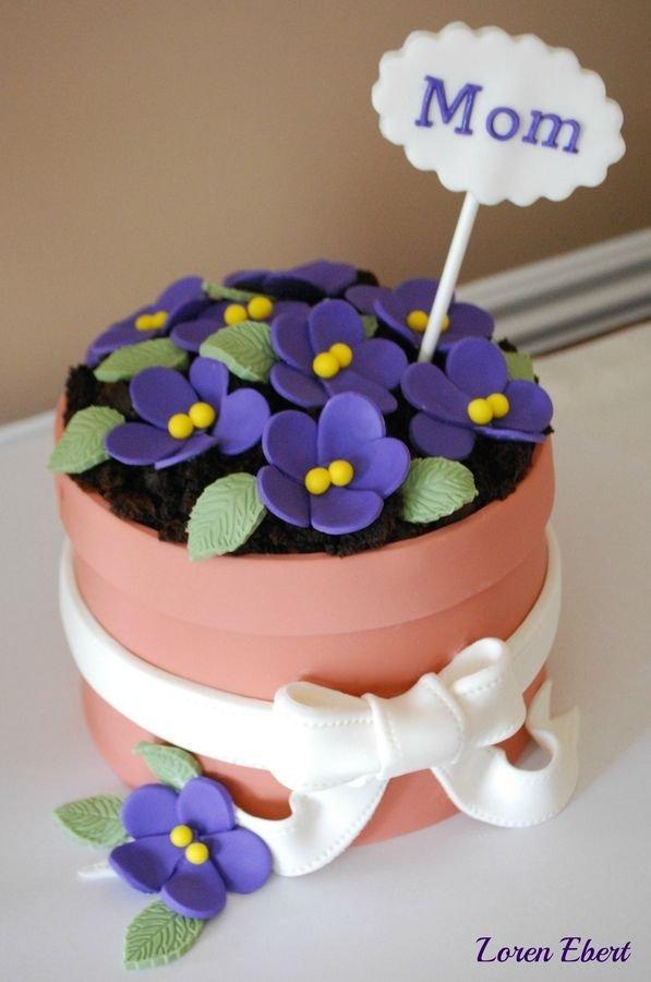 Little Pot of Flowers