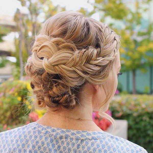 hair, hairstyle, woman, long hair, bride,