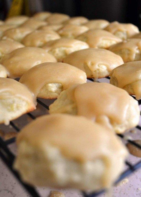 Five Star Banana Cookies