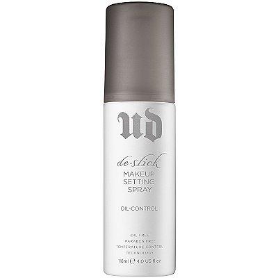 Urban Decay Cosmetics De-Slick Makeup Setting Spray