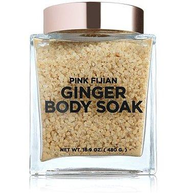 Pink Fijian Ginger Body Soak