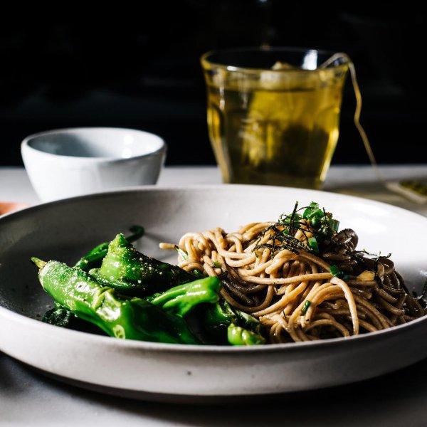 food, dish, cuisine, produce, spaghetti,